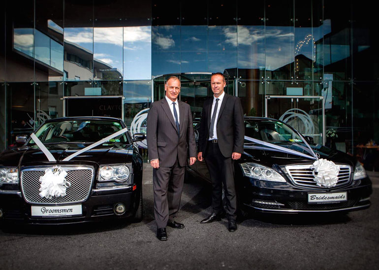 Corporate Cars Galway Team - Chauffeur Drive Service in Galway Ireland