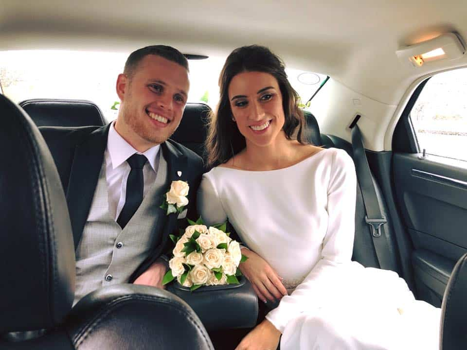 Wedding Car Hire - Couple 6