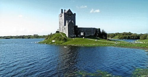 Cliffs of Moher Private Tour - Kinvarra & Dunguaire Castle