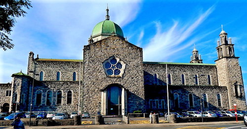 The Galway Cathedral