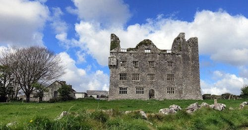 Cliffs of Moher Private Tour - Leamaneh Castle & Kilfenora Village