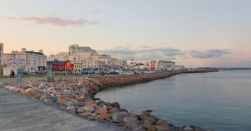 Image of the Salthill Bay