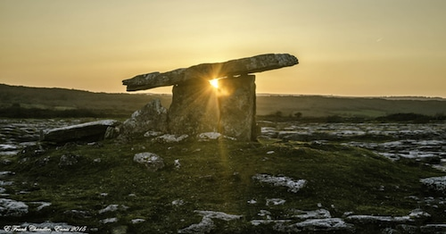 Cliffs of Moher Private Tour - The Poulnabrone Dolmen