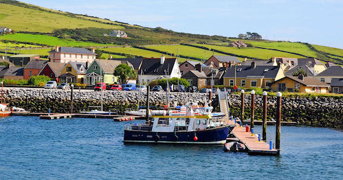 Dingle Peninsula - Marina