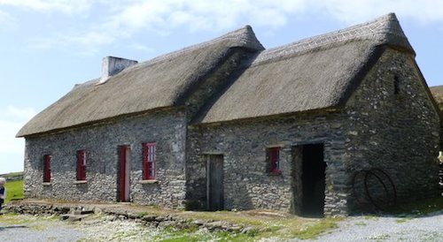 Famine Cottages Dingle